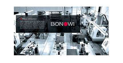 Headquarter of Bonowi Germany
