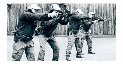Tactical Training Close Quarter Shooting